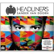 SANDER VAN DOORN - HEADLINERS (CD)...