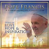 POPE FRANCIS A COMMEMORATIVE COLLECTION - VARIOUS ARTISTS (CD).  )