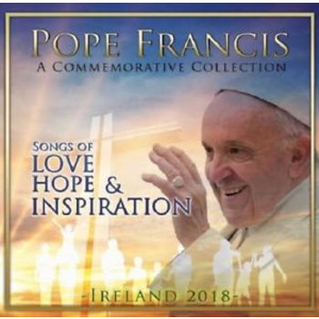 POPE FRANCIS A COMMEMORATIVE COLLECTION - VARIOUS ARTISTS (CD)