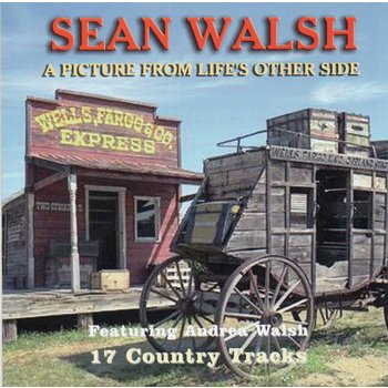 SEAN WALSH - A PICTURE FROM LIFE'S OTHER SIDE (CD)