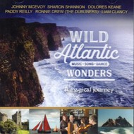 WILD ATLANTIC WONDERS A MAGICAL JOURNEY - VARIOUS ARTISTS (CD)...