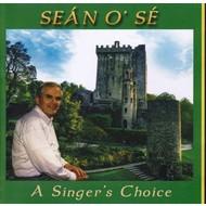 SEÁN O' SÉ - A SINGER'S CHOICE (CD)...