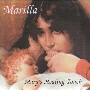 MARILLA NESS - MARY'S HEALING TOUCH (CD)