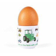 TRACTOR TED EGG CUP
