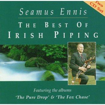SEAMUS ENNIS - THE BEST OF IRISH PIPING (CD)