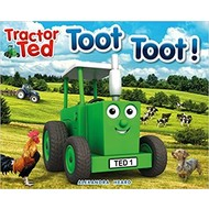 TRACTOR TED TOOT TOOT STORY BOOK