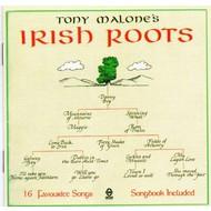 TONY MALONE'S - IRISH ROOTS (CD)...