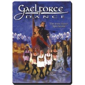 GAELFORCE DANCE - THE IRISH DANCE SPECTACULAR (DVD)