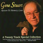 GENE STUART - RETURN TO MEMORY LANE (CD).