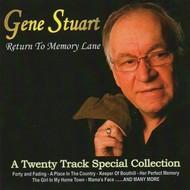 GENE STUART - RETURN TO MEMORY LANE (CD).