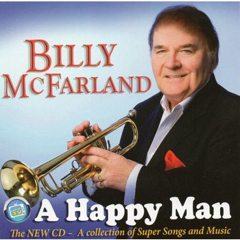 BILLY MCFARLAND - A HAPPY MAN (CD)