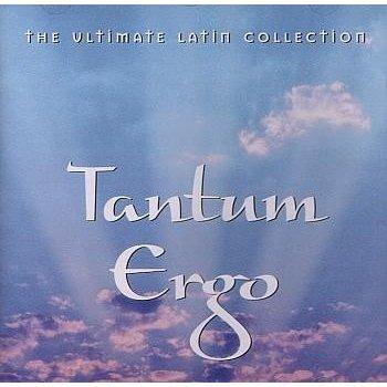 TANTUM ERGO - VARIOUS ARTISTS (CD)