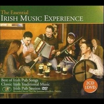 The Essential Irish Music Experience CD / DVD - CDWorld ie