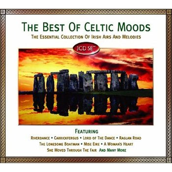 THE BEST OF CELTIC MOODS (CD)
