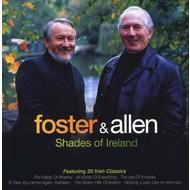 FOSTER & ALLEN - SHADES OF IRELAND (CD)...