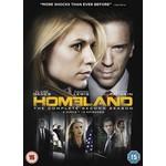 HOMELAND - SEASON 2 DVD