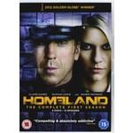 HOMELAND - SEASON 1 DVD
