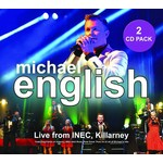 MICHAEL ENGLISH - LIVE FROM INEC, KILLARNEY (CD)...
