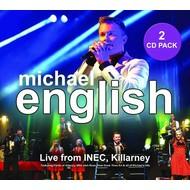 MICHAEL ENGLISH - LIVE FROM INEC, KILLARNEY (CD)...