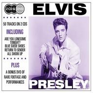 ELVIS PRESLEY  2CD & 1 DVD Set ...