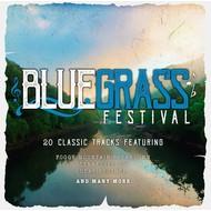 BLUEGRASS FESTIVAL - VARIOUS ARTISTS (CD)...