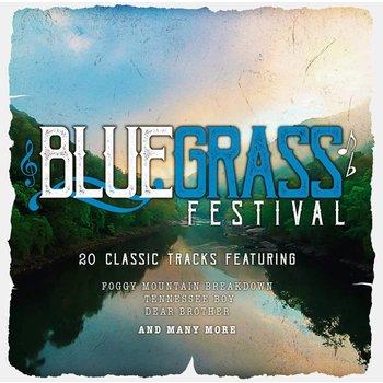 BLUEGRASS FESTIVAL - VARIOUS ARTISTS (CD)
