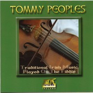 TOMMY PEOPLES - TRADITIONAL IRISH MUSIC PLAYED ON THE FIDDLE (CD)...