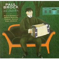 PAUL BROCK - MO CHAIRDÍN (CD)...