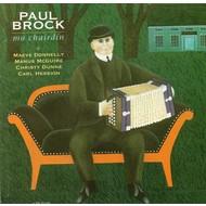 PAUL BROCK - MO CHAIRDÍN (CD)...
