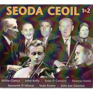 SEODA CEOIL 1 + 2 - VARIOUS ARTISTS (2 CD SET)...