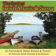 THE BEST OF IRISH MUSIC AND SONG - VARIOUS ARTISTS (CD)...