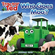 TRACTOR TED WHO GOES MOO - STORY BOOK