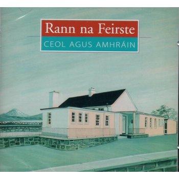 RANN NA FEIRSTE CEOL AGUS AMHRÁIN (CD)