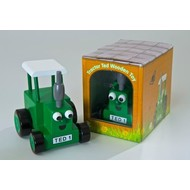 TRACTOR TED - WOODEN TRACTOR TOY