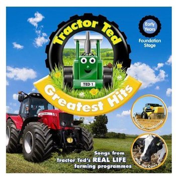 TRACTOR TED'S - GREATEST HITS (CD)