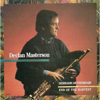 DECLAN MASTERSON - DEIREADH AN FHÓMHAIR END OF THE HARVEST (CD)