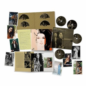 BOBBIE GENTRY - THE GIRL FROM CHICKASAW COUNTY (8 CD Set)