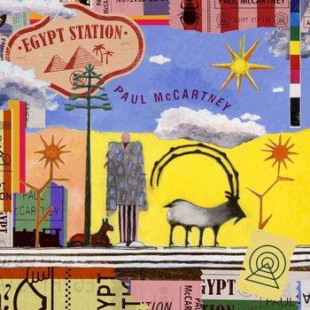 PAUL MCCARTNEY - EGYPT STATION (Vinyl LP)