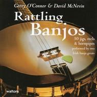 GERRY O'CONNOR & DAVID MCNEVIN - RATTLING BANJOS (CD)...