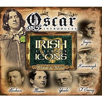 OSCAR INTRODUCES IRISH LITERARY ICONS (CD)