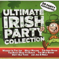 ULTIMATE IRISH PARTY COLLECTION - VARIOUS ARTISTS (CD)...