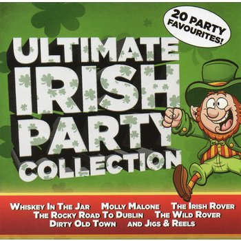 ULTIMATE IRISH PARTY COLLECTION - VARIOUS ARTISTS (CD)