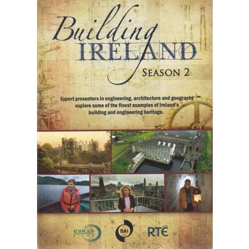 BUILDING IRELAND SEASON 2 (2 DVD SET)