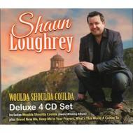 SHAUN LOUGHREY - WOULDA SHOULDA COULDA (CD)...