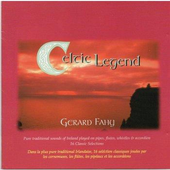 GERARD FAHY - CELTIC LEGEND (CD)