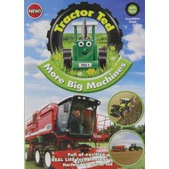 TRACTOR TED  - MORE BIG MACHINES (DVD)...