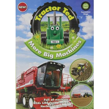 TRACTOR TED  - MORE BIG MACHINES (DVD)