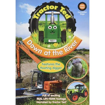 TRACTOR TED - DOWN AT THE RIVER (DVD)