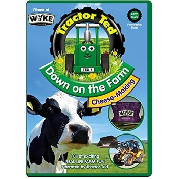 TRACTOR TED - DOWN ON THE FARM (DVD)
