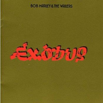 BOB MARLEY & THE WAILERS - EXODUS (CD)